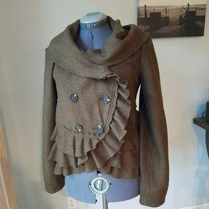 Anthro Elevenses jacket